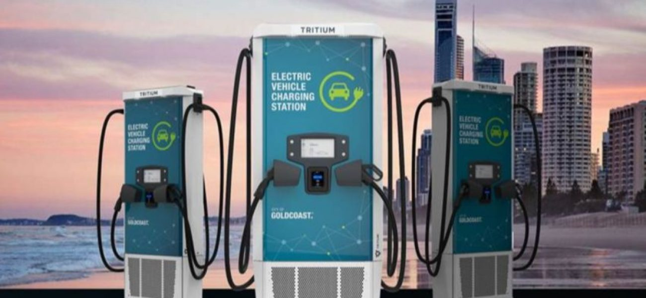 RTM75 fast-charging stations