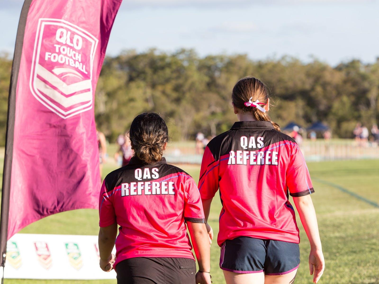 Gold Coast Titans All Schools Touch
