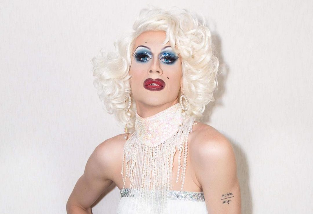 Natasha St James drag queen